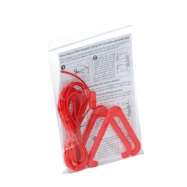 Anti-Bacterial Wipe Clean Pull Cord Accessory Pack