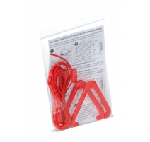 NCP-13 Anti-bacterial Wipe Clean Pull Cord Accessory Pack