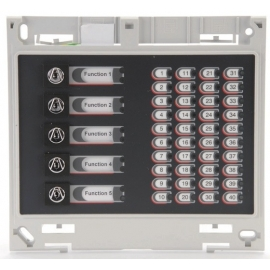 ZFP 40 Zone Indicator Module & 5 Switches