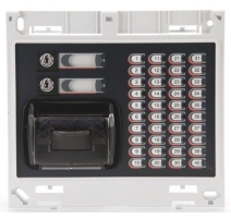 ZFP 40 Zone Indicator Module c/w Printer & 2 Switches