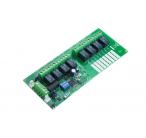 ZFP 8 Way Relay PCB (full size)