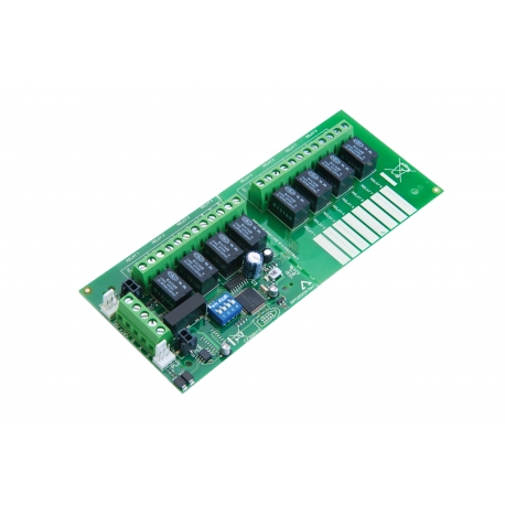 Z12 ZFP 8 Way Relay PCB