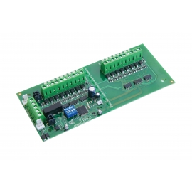 ZFP 16 Way Input Output PCB (full size)