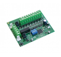 ZFP 8 Way Input Output PCB (full size)