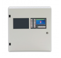 ZFP Touchscreen Controlled Addressable Fire Panel (Standard Cabinet)