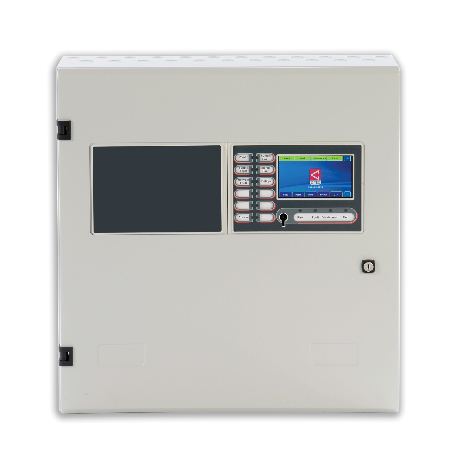 Addressable Fire Alarm Control Panel Wiring Diagram