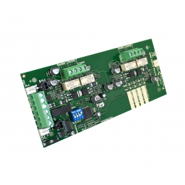ZFP 4 Way Conventional Sounder Circuit PCB (full size)