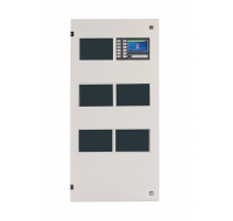 ZFP Touchscreen Controlled Addressable Fire Panel (Large Cabinet)