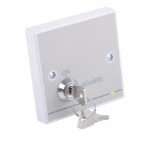 Quantec PIR Power Interface c/w Isolating Keyswitch