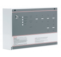 FP 4 Zone Conventional Fire Alarm Panel (expandable to 6 zones)