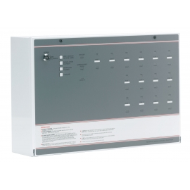 FP 10 Zone Conventional Fire Alarm Panel (expandable to 14 zones)