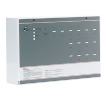 FF390-2 FP 10 Zone Conventional Fire Panel