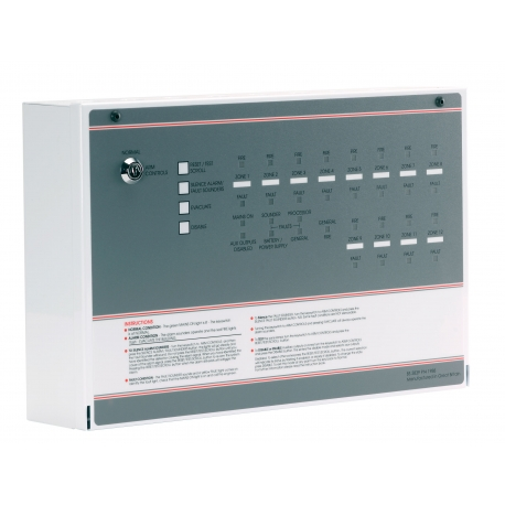 FF512 MFP 12 Zone Conventional Fire Panel