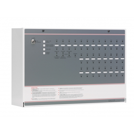 FF520 MFP 20 Zone Conventional Fire Panel
