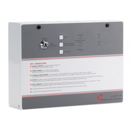 FF380-2 EFP1 Single Zone Zone Conventional Fire Panel