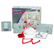 Stainless Steel Emergency Assistance Alarm Kit