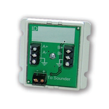 BF365IM Sounder Isolator Controller