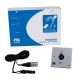 AKM3 200m2 Professional Meeting/Seminar Room Hearing Loop Kit