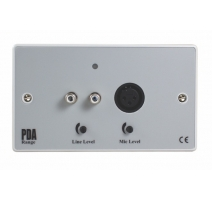 APXM/L Dual Input Outreach Plate