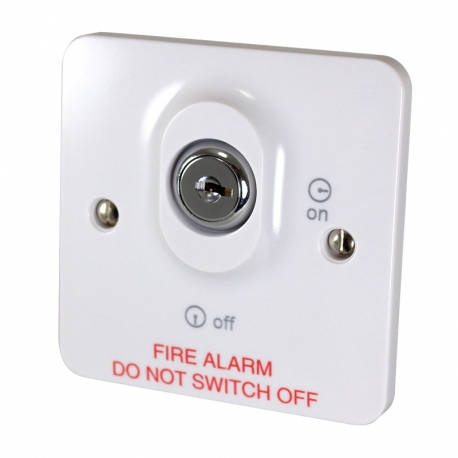 BF319 Fire Alarm Mains Isolation Keyswitch