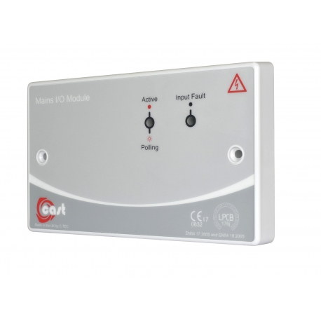 CAST CA731 Addressable Mains Switching Input Output Module