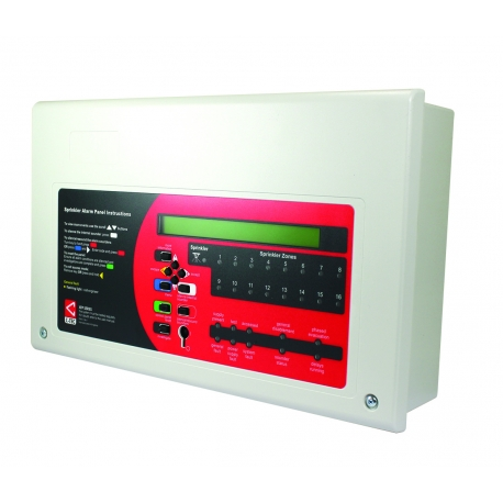 SAP501E/CA Sprinkler Monitoring Panel