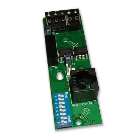 XFP761 Network Driver Card