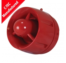 ActiV Conventional 100dB(A) Wall Sounder, Shallow Base