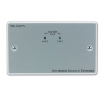 4 Zone Sounder Circuit Extender Kit