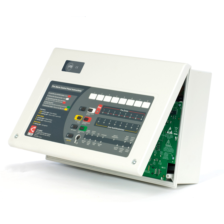 cfp alarmsense 2 zone conventional fire alarm panel