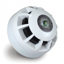 Compact C-3-8 Ceiling VAD c/w 91dB(A) Sounder