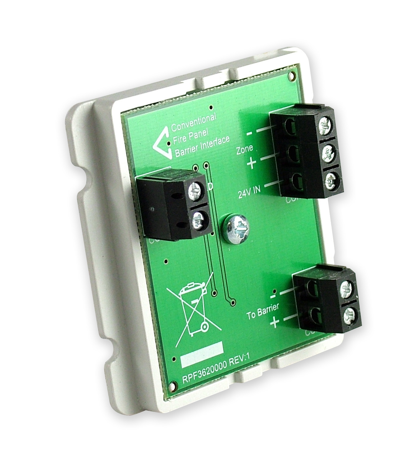 Bf362 Barrier Interface Unit For Use With Intrinsically Safe Detectors Wiring