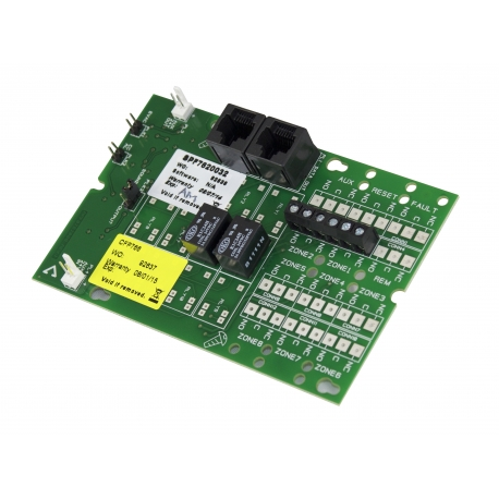CFP766 relay output card (2 zone)