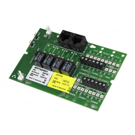 CFP765 relay output card (4 zone)