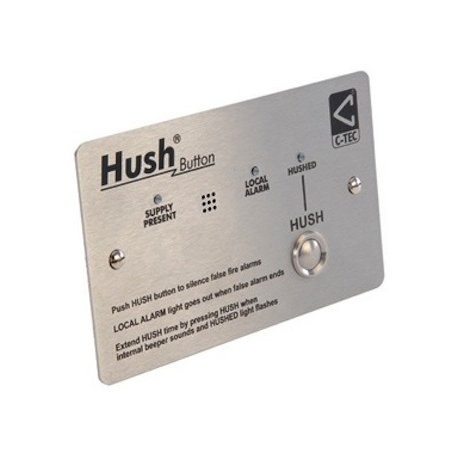 Hush Button Schematic