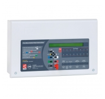 XFP 1 Loop 16 Zone Addressable Fire Panel Dimensions