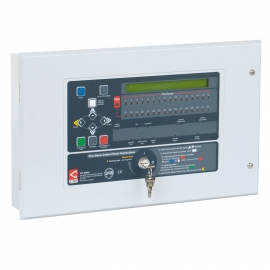 XFP 2 Loop 32 Zone Addressable Fire Panel (XP95/Discovery protocol)