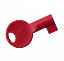 S-KEY Red Plastic Key