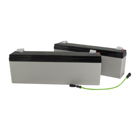 24V 2.3Ah battery pack
