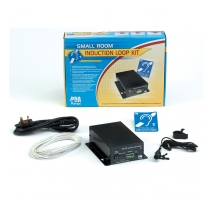 50m2 Small Room Hearing Loop System (tie/desk mic version)