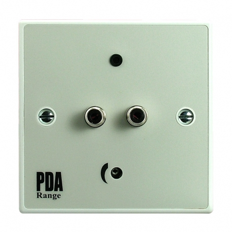 APL Dual Phono Line Level Outreach Plate