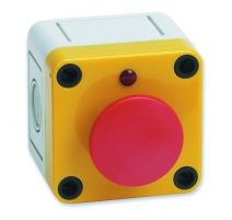 Water Resistant Alert Point, IP65, Magnetic Reset
