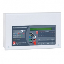 XFP 1 Loop 16 Zone Addressable Fire Panel (C-TEC CAST protocol)