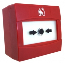 CAST Red Manual Call Point, Universal Mounting