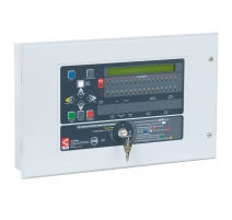 XFP 1 Loop 32 Zone Addressable Fire Panel (C-TEC CAST protocol)