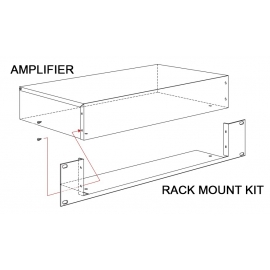 Rack Mount Kit for PDA Pro-Range Amplifier
