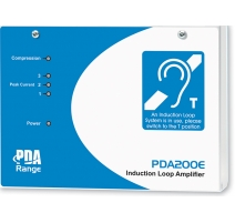 PDA200E 200m2 Induction Loop Amplifier