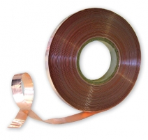 0.5mm2 Insulated Flat Copper Foil Tape