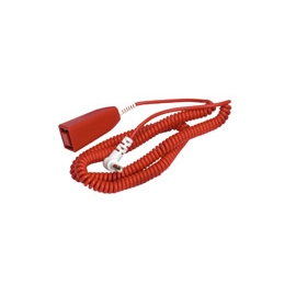 1.2-3.6m (4-12ft) Coiled Tail Call Lead