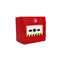 C-TEC Conventional manual call point BF370FR
